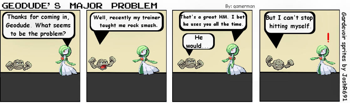 Guest Comic: Gamerman14