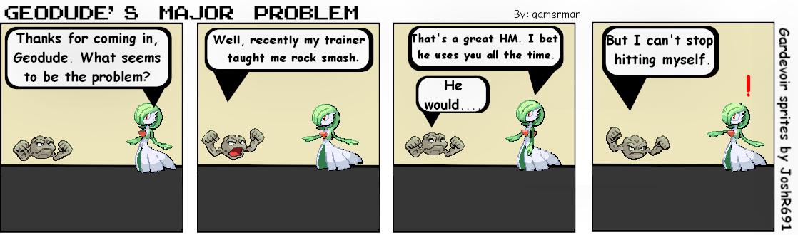 Guest Comic: Gamerman14