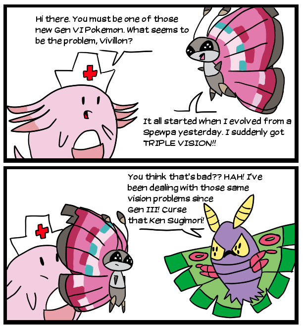 Guest Comic: Fergzilla